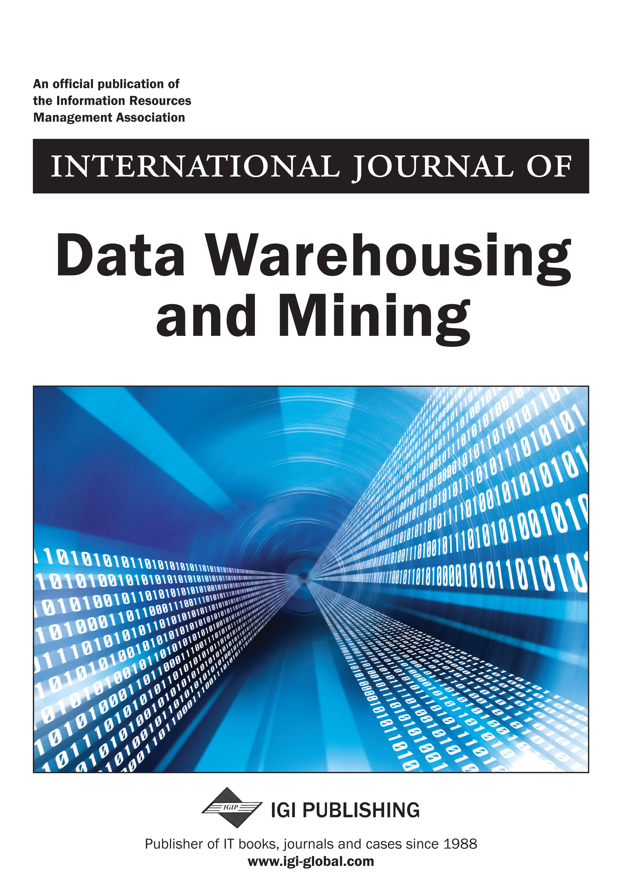 International Journal of Data Warehouse and Mining