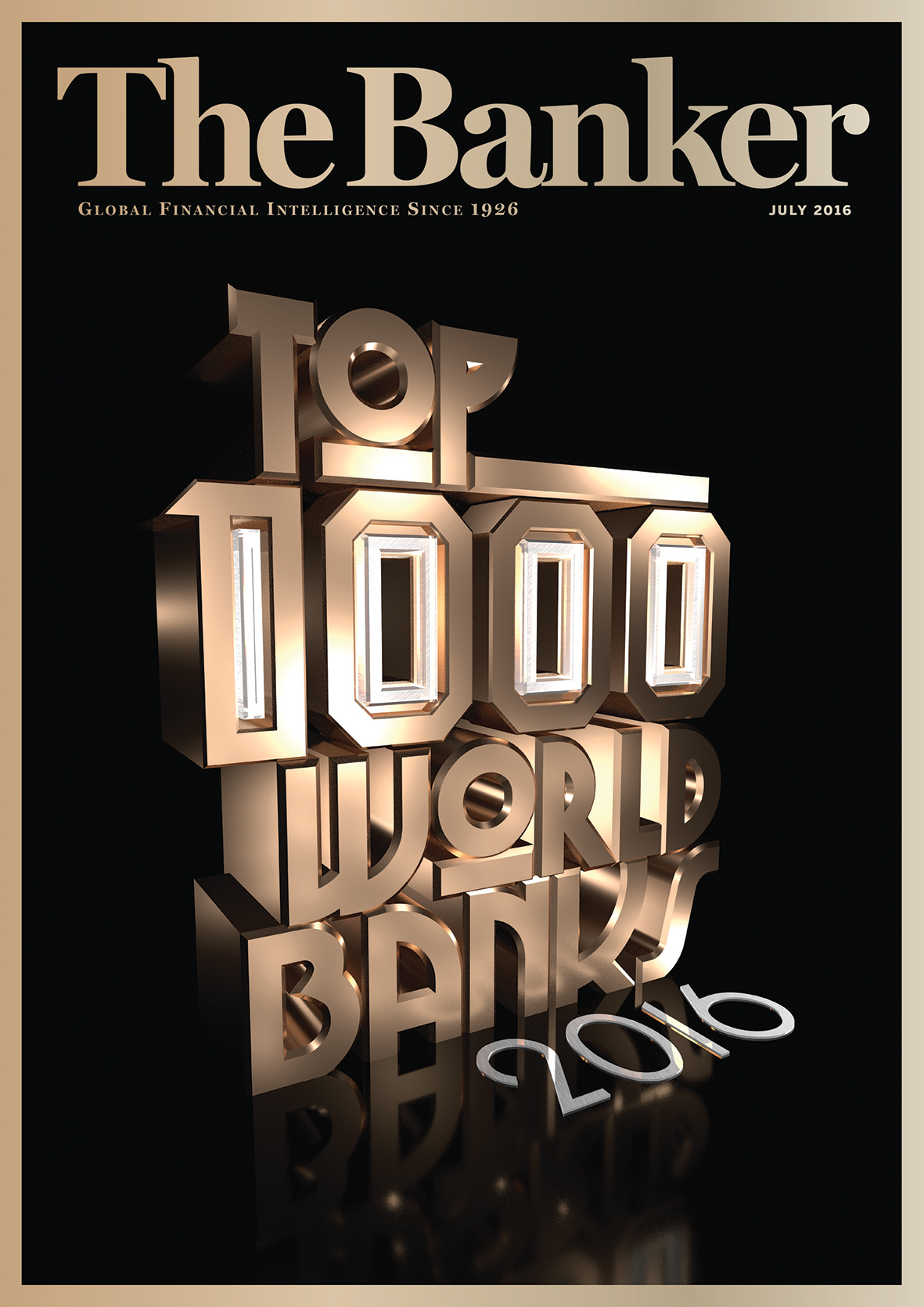 The Banker's Top 1000 World Banks