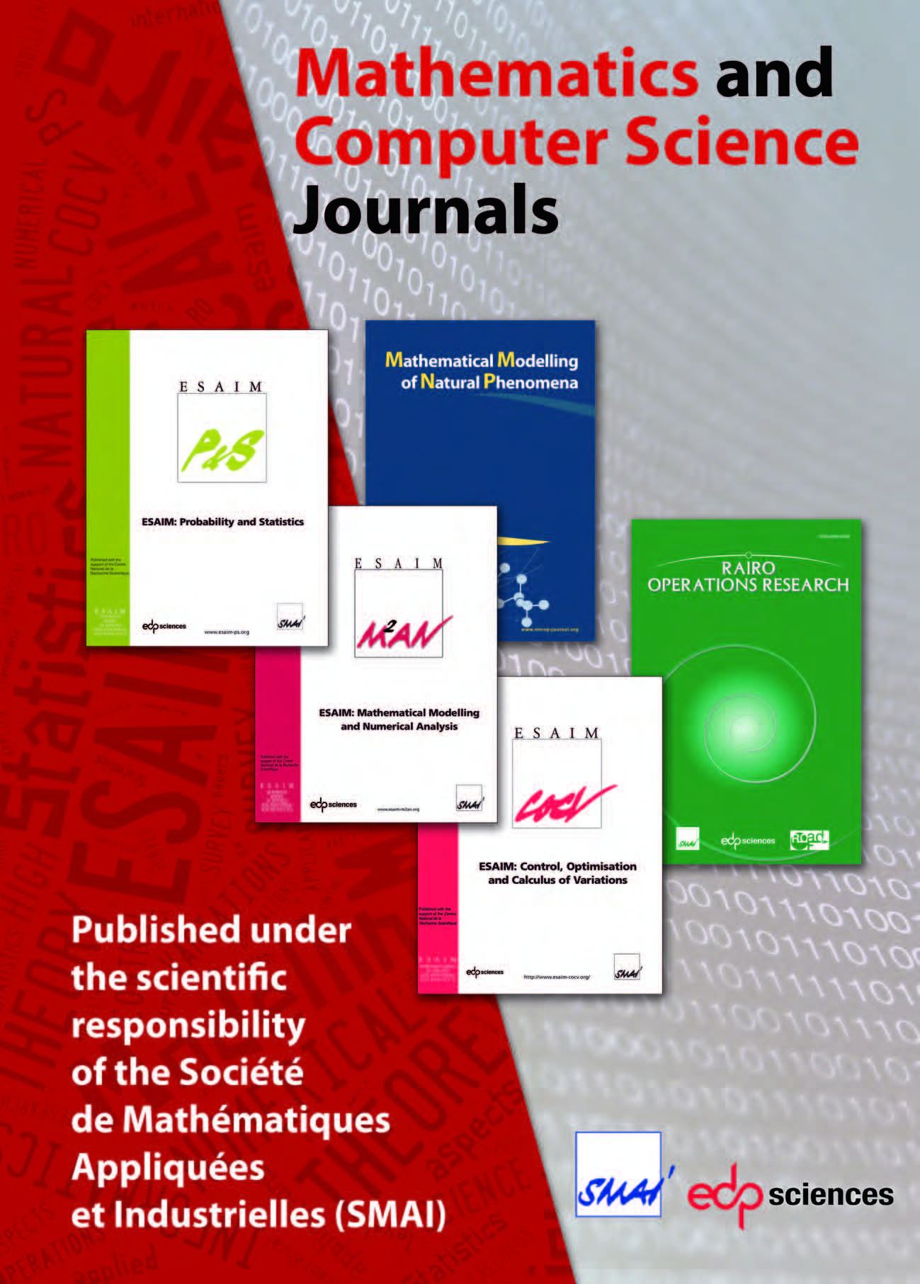 Applied Mathematics Journals Package