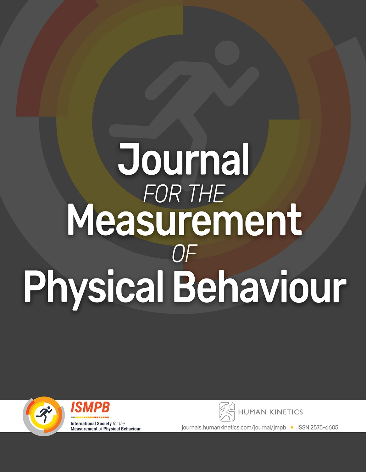Journal for the Measurement of Physical Behaviour (JMPB)