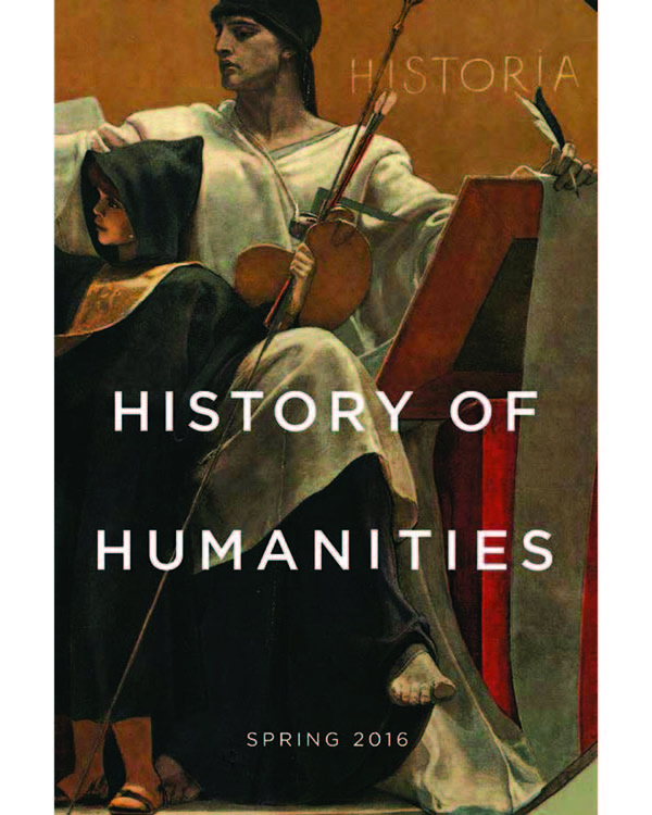 History of Humanities