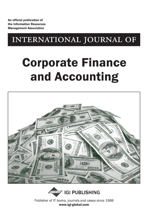 International Journal of Corporate Finance and Accounting