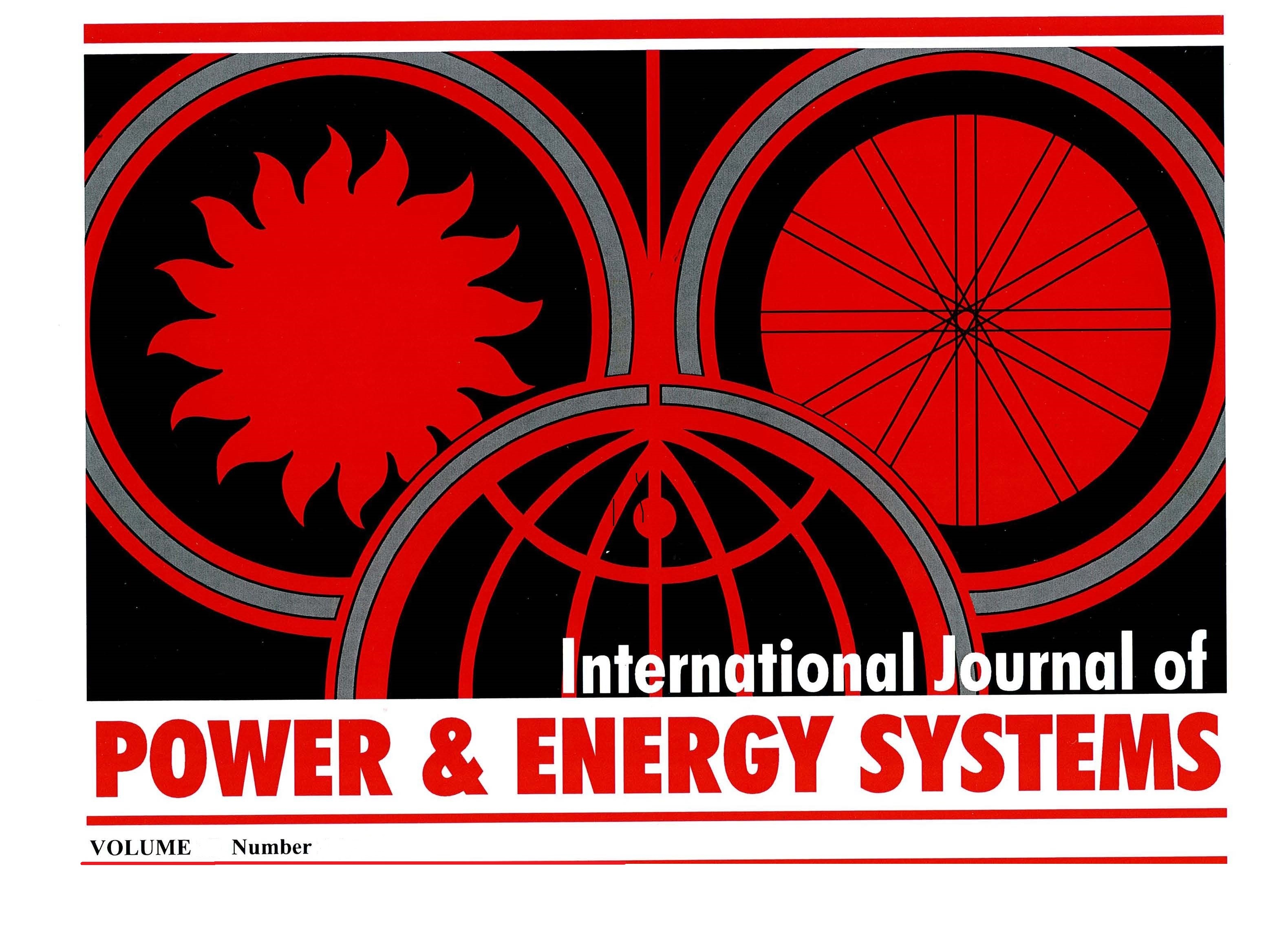 International Journal of Power & Energy Systems