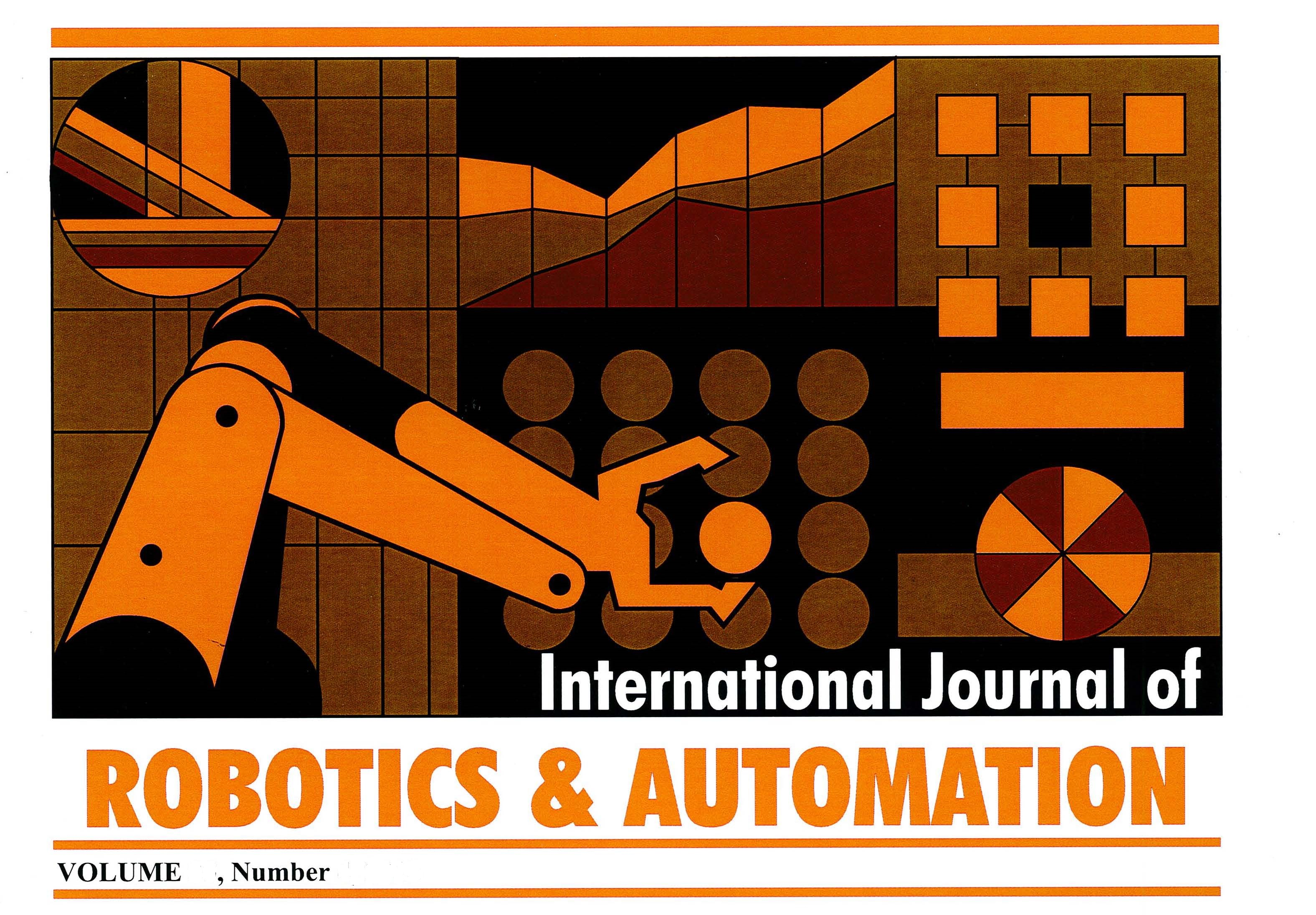International Journal of Robotics & Automation