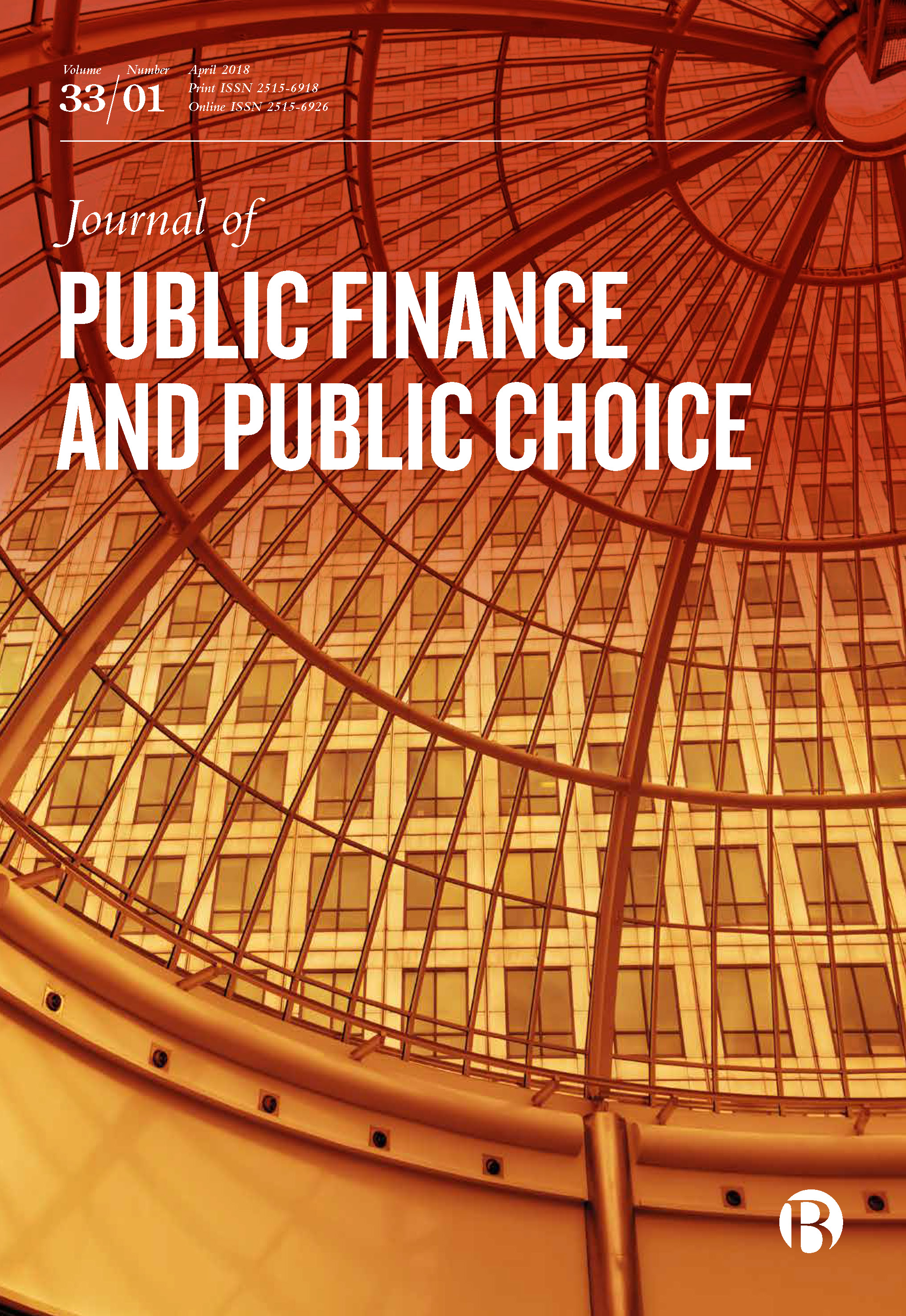 Journal of Public Finance and Public Choice